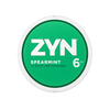 ZYN Nicotine Pouches - Spearmint - 6mg - 15 Pouches