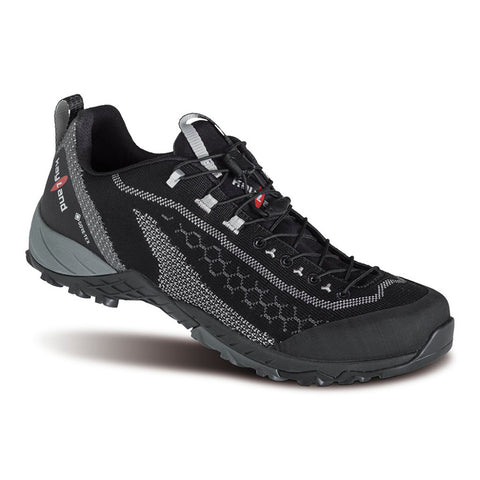 ALPHA KNIT  GTX BLACK PINK - SCARPA DA SPEED HIKING UOMO