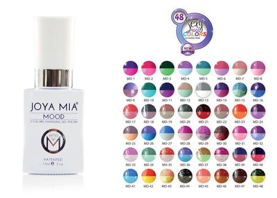Joya Mia MOOD GEL - SET 48 BOTTLES