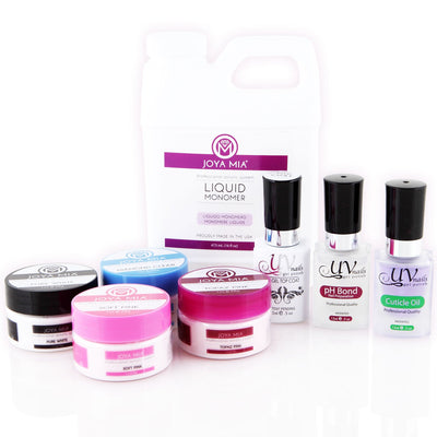 SYNERGY ACRYLIC STARTER KIT - 1oz