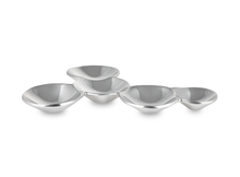 Load image into Gallery viewer, Rivington - Five Compartment Metal Snack Dish