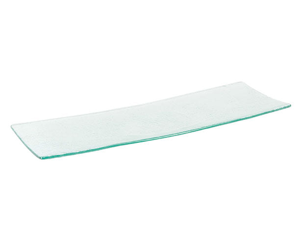Pippin - Rectangular Frosted Glass Tray