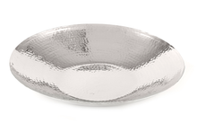 Load image into Gallery viewer, Chiltern - Hammered Metal Fruit Bowl