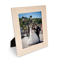 Load image into Gallery viewer, Trafalgar Square  - Crocodile textured Faux Leather Photo Frame