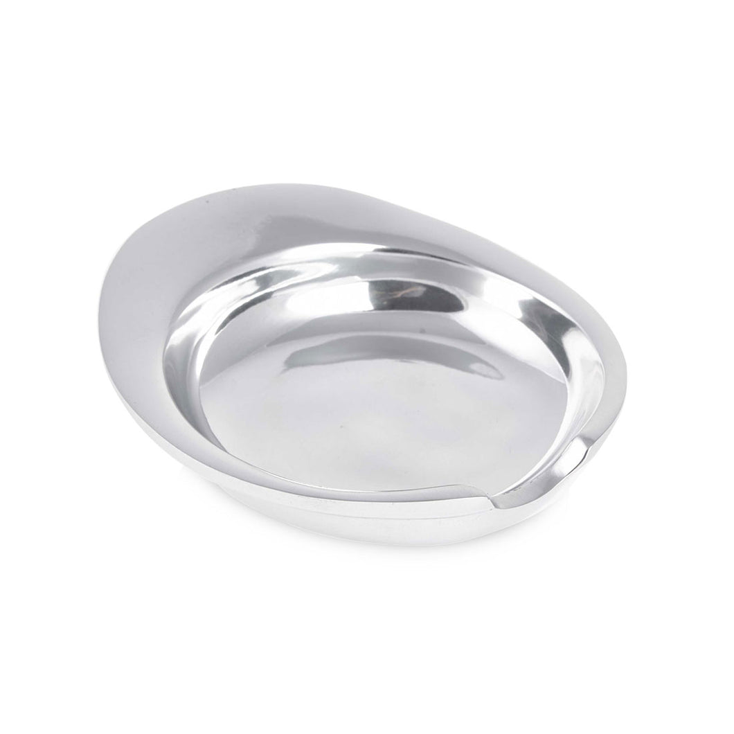 Cavendish - Polished metal spoon rest