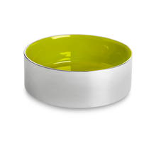Load image into Gallery viewer, Digby - Round Metal & Enamel Fruit Bowl