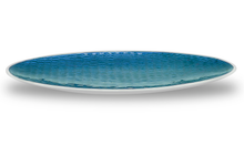 Load image into Gallery viewer, Middleton - Oval Metal & Enamel Tray