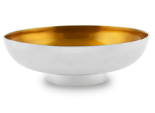 Load image into Gallery viewer, Beaumont - Round Metal & Enamel Fruit Bowl
