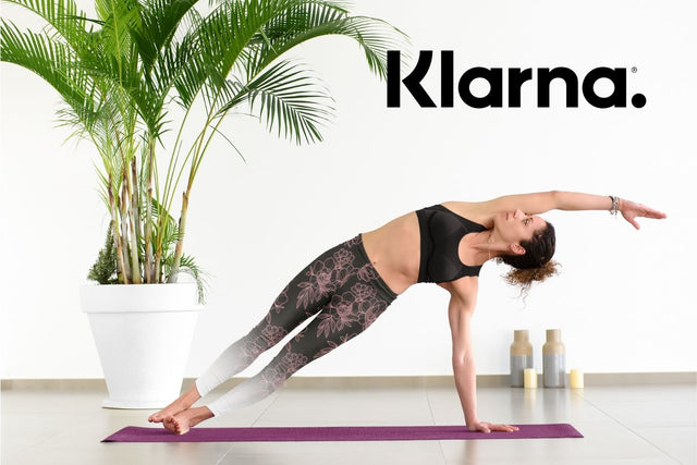Buy Now, Pay Later Pure Free Spirit ecofriendly leggings with klarna