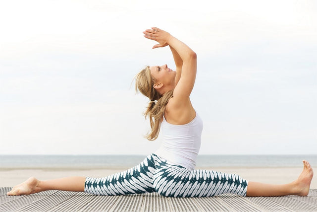 Earn Pure Free Spirit Points when you create an account and save on ecofriendly yoga leggings and capri pants