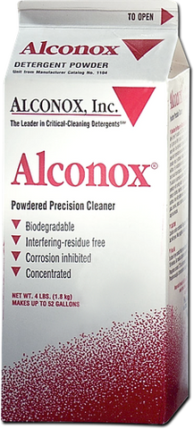 ALCONOX POWDERED PRECISION ULTRASONIC CLEANER