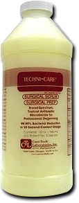 TECHI-CARE SURGICAL SCRUB
