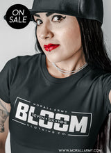 Load image into Gallery viewer, Bloom - Seven Six Nine | Morall Army | Women's short sleeve t-shirt