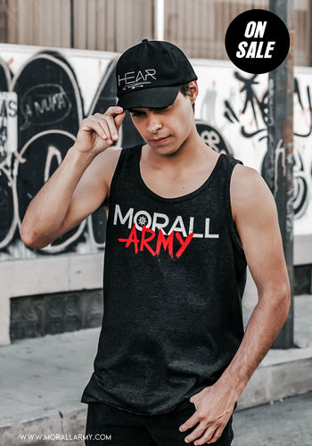 Morall Army | Red Logo