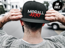 Load image into Gallery viewer, Morall Army | Red Logo