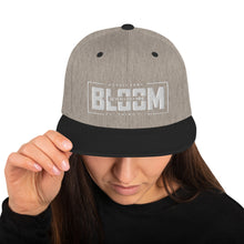 Load image into Gallery viewer, Bloom -Seven Six Nine | Morall Army | Snapback Hat