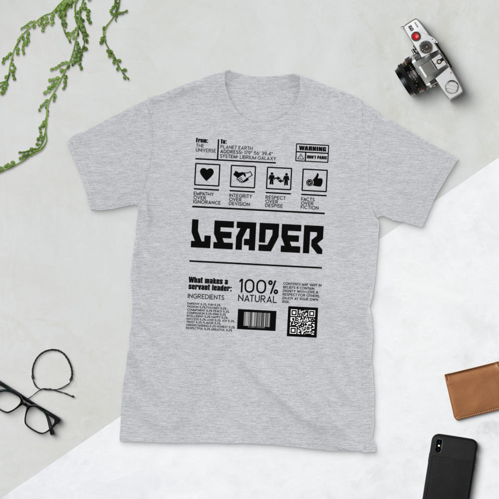 Leader | Morall Army | Short-Sleeve Unisex T-Shirt