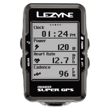 Load image into Gallery viewer, Lezyne Super GPS Computer Kit