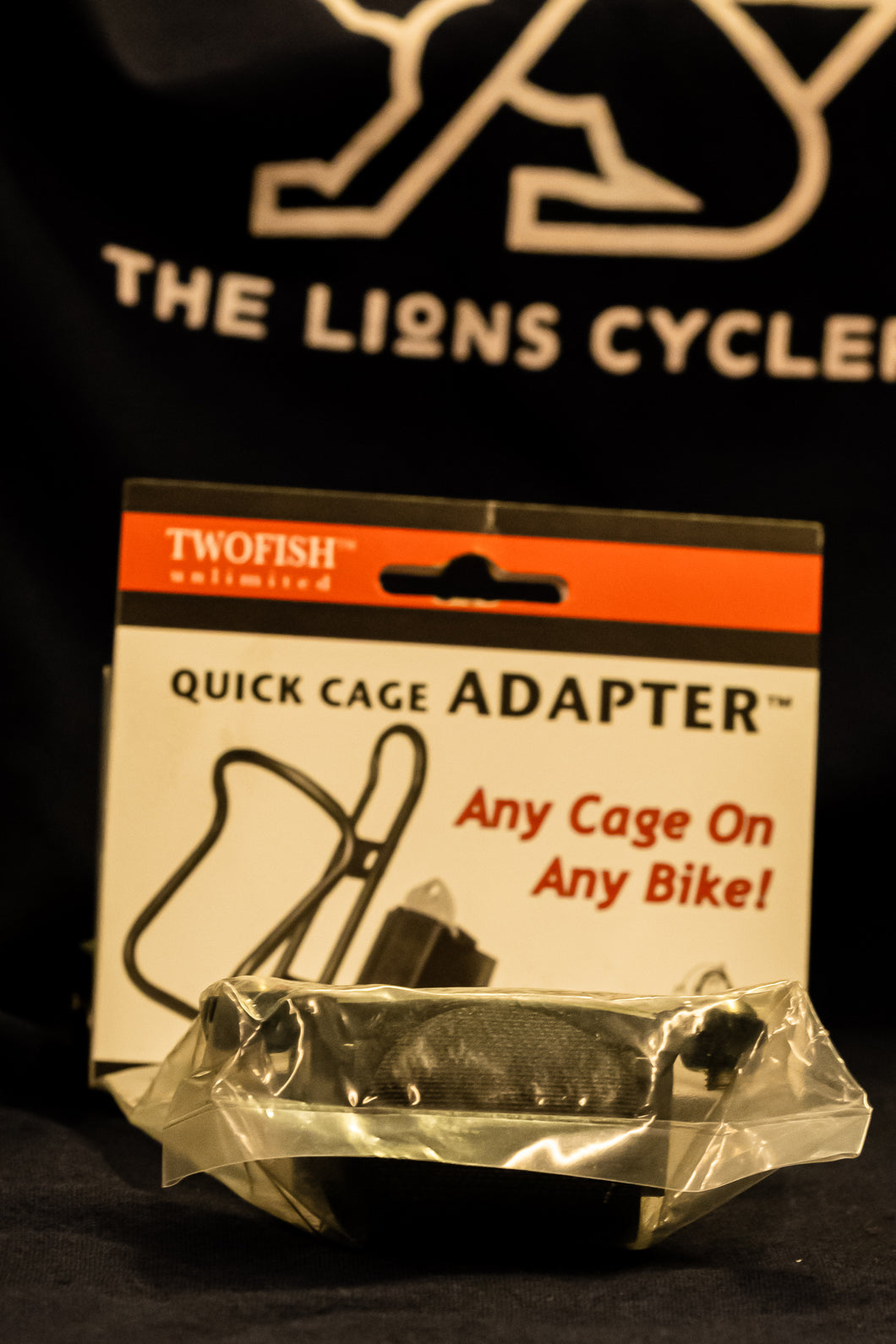 TwoFish Quick Cage Adapter