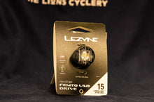 Load image into Gallery viewer, Lezyne Femto USB Drive Bike Light