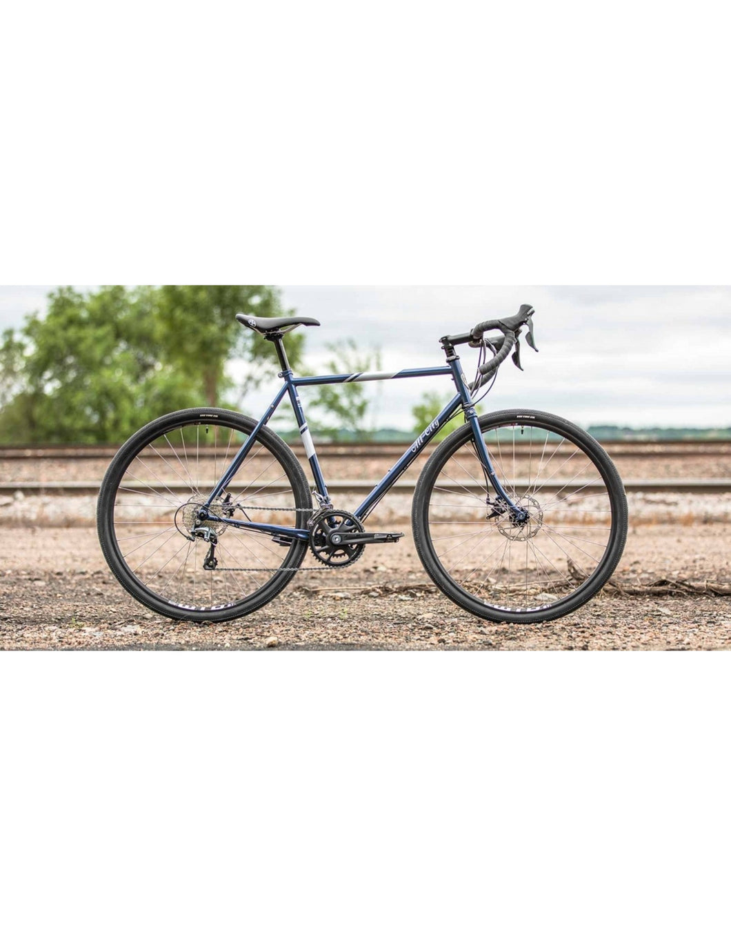 All-City Space Horse Bike - Tiagra, Neptune Blue, Steel