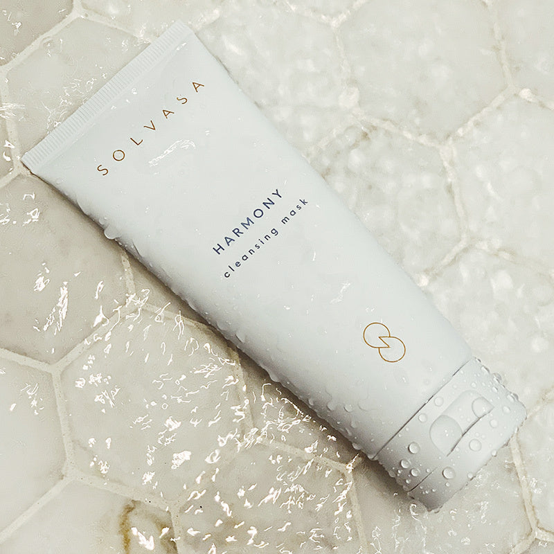 Golden Harmony Cleansing Mask
