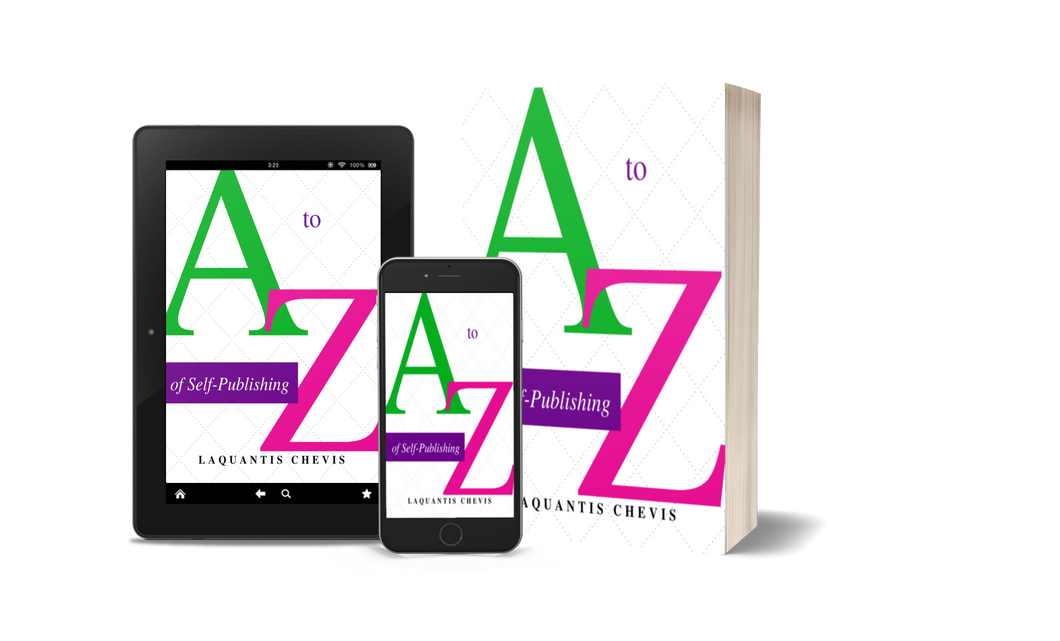 A to Z of Self-Publishing E-Book