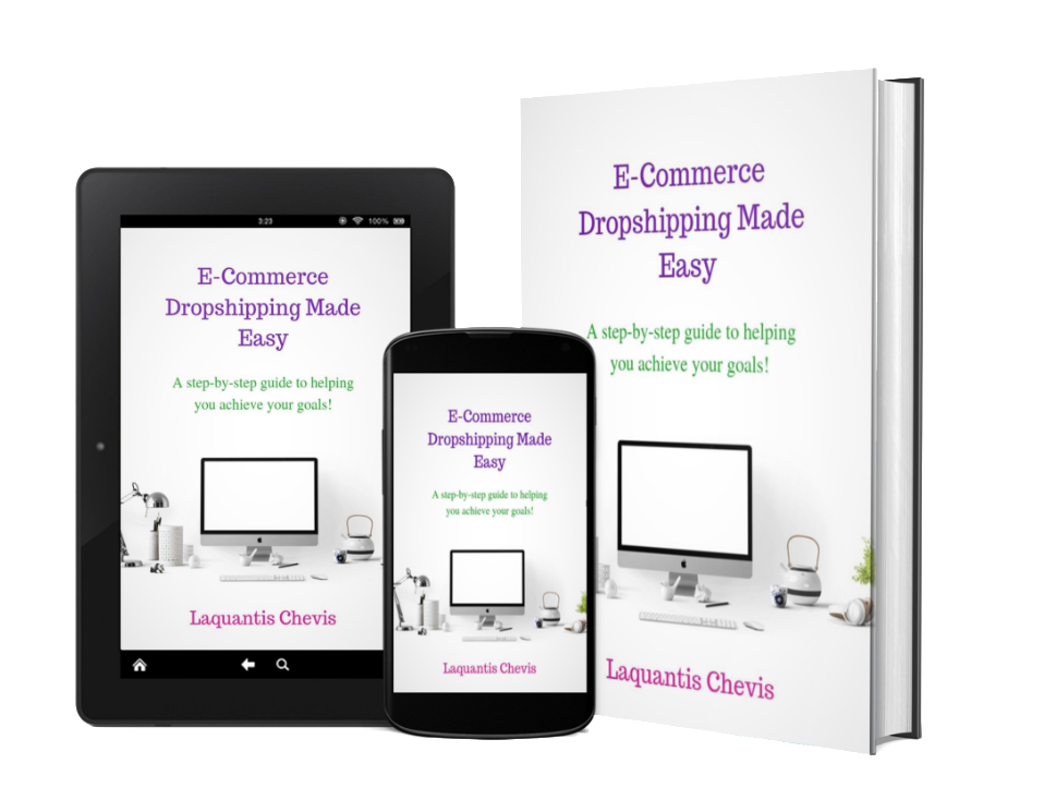 E-Commerce Dropshipping Made Easy E-Book