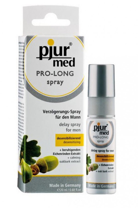 Esprai  retardant - Pjur Med pro long 20ml