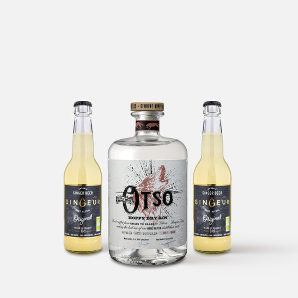 Box cocktail Otso gin