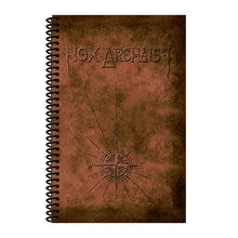 Load image into Gallery viewer, Nox Archaist Graph Paper Journal