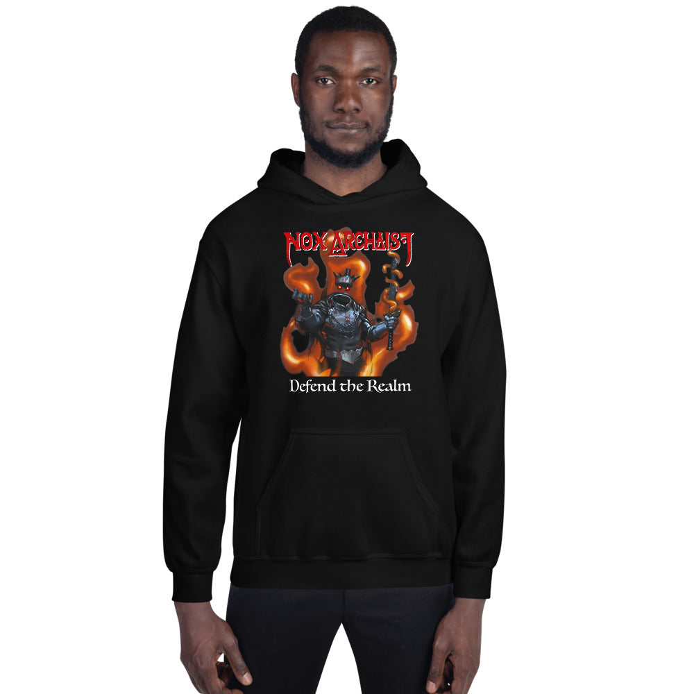 Nox Archaist Defend the Realm Hoodie