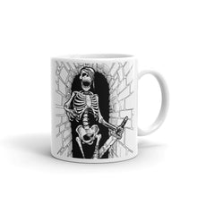 Load image into Gallery viewer, Skeleton Mug