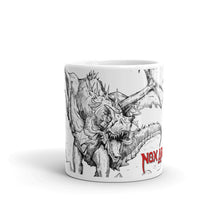 Load image into Gallery viewer, Thar Be Dragons Mug