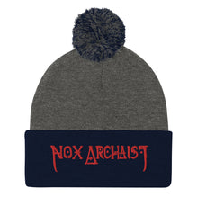 Load image into Gallery viewer, Nox Archaist Pom-Pom Beanie Hat