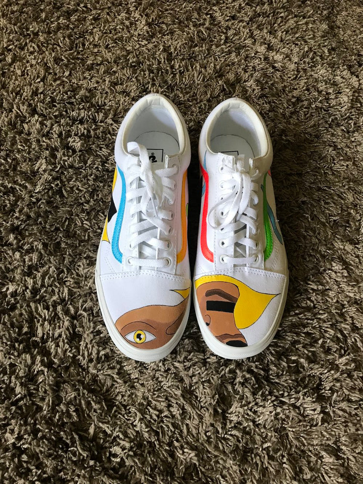 Custom Vans | Adam - ShopChrisChilds