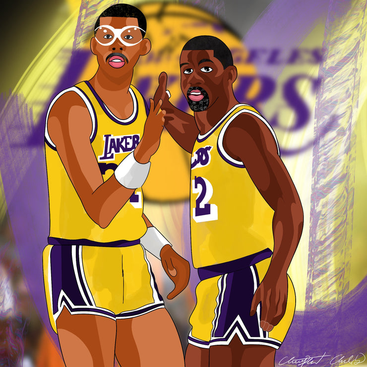 Showtime Lakers