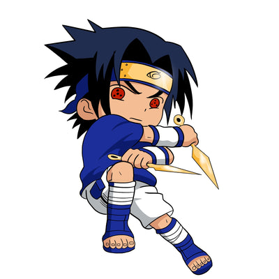 Sasuke Uchiha Sticker - ShopChrisChilds