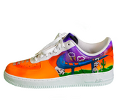 Travis Scott Astroworld | Custom AF1s Shoes