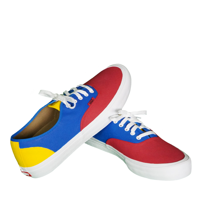 Primary Color Vans - ShopChrisChilds