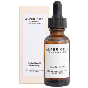 Alper Oil Beard Oil