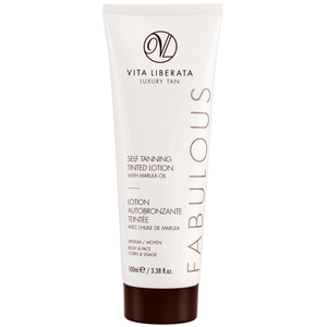 Vita Liberata Fabulous Self Tanning Tinted Lotion