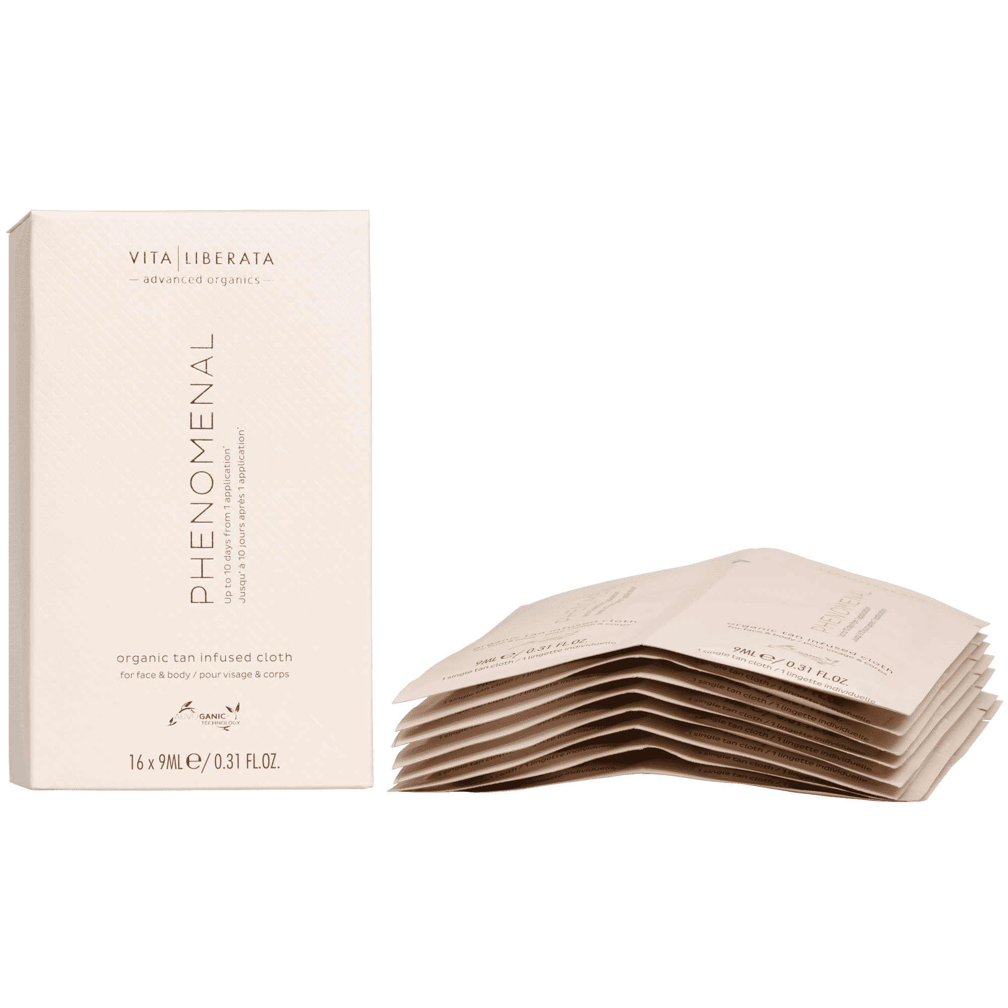 Vita Liberata Phenomenal Tan Cloth