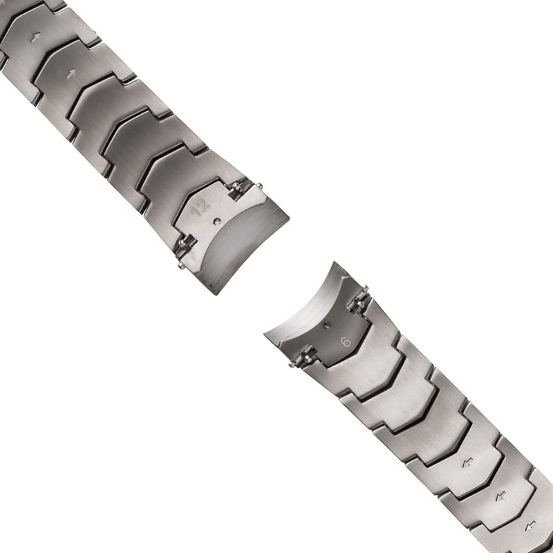 BAND - 20mm Titanium - The Abingdon Co., aviation, dive, tactical watches for women