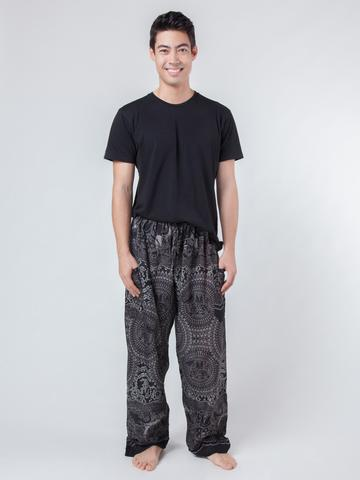 Elephant pants loungers -black - elephant pantz