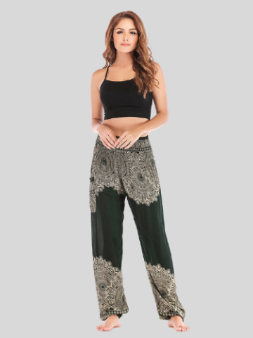 Elephant pants -Dani Green - elephant pantz