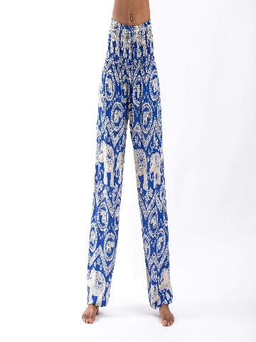 Elephant pants- blue daimond - elephant pantz