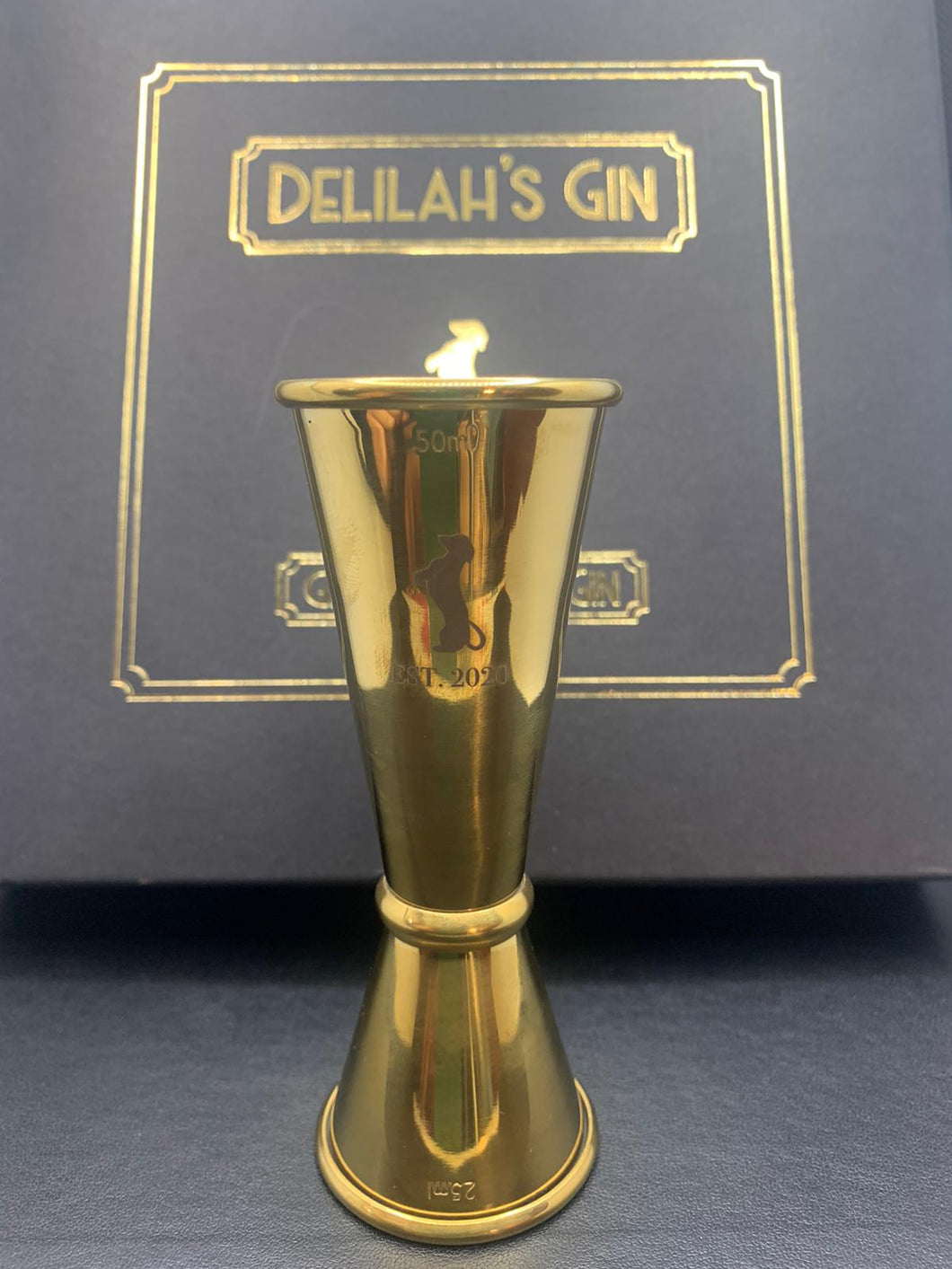 Delilah's Jigger *FREE DELIVERY*
