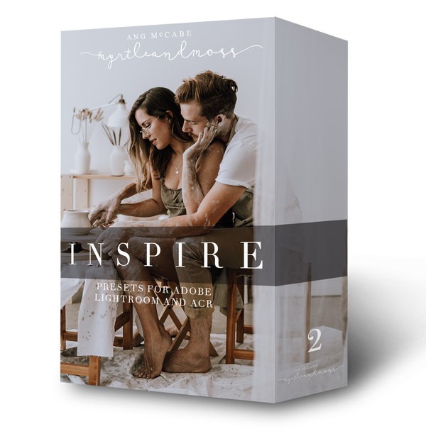 Inspire Preset & Toolkit Pack (ACR + LR)