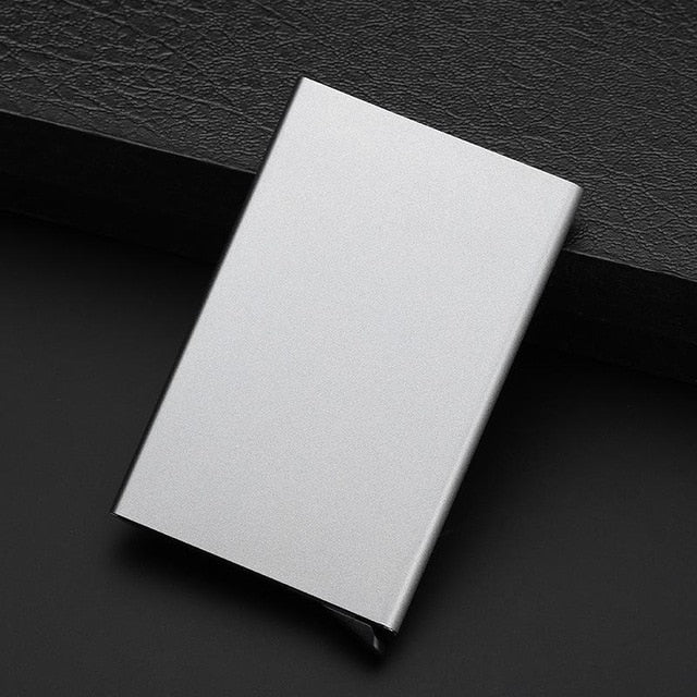 Luxury RFID Card Holder Wallet